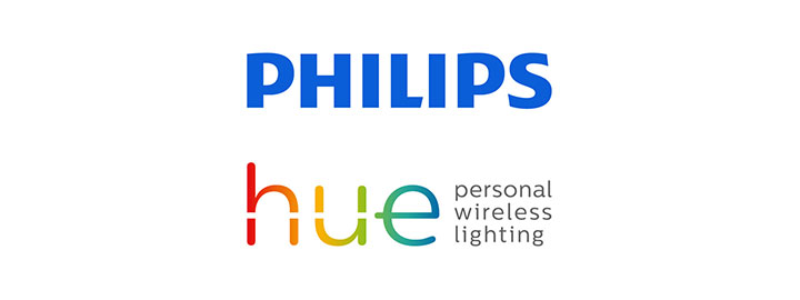logotip Philips Hue